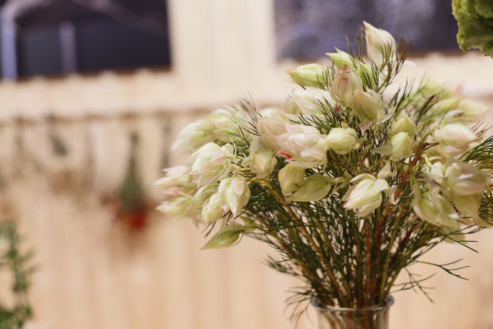 kukkakimppu habitare dekolehti