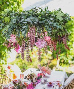 Kukkakattokruunu