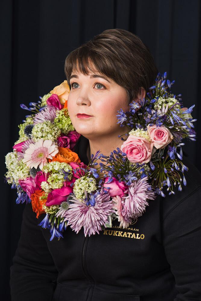 Kukkakuvaus