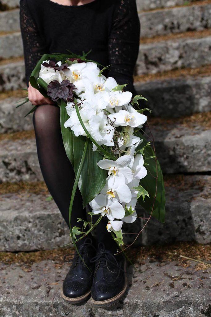 Surukimppu orkidea