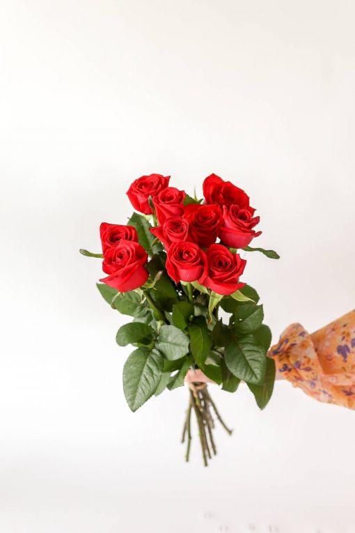 Ruusukimppu 10