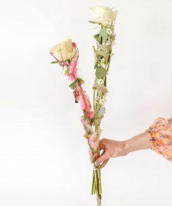 Koristeltu ruusu